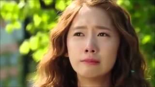 SNSD yoona & Jang gen seuk Love Rain - break up scene [1]