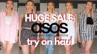 HUGE £250 ASOS SALE HAUL *MAY 2020* | Georgie Palmer