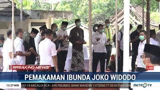 Solo, Gatra.com – Kabar duka datang dari keluarga Presiden Joko Widodo. Ibunda Presiden Jokowi, Suji.