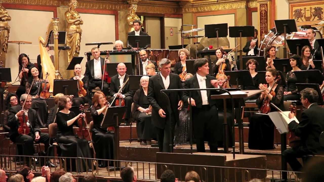 Commemorating Mahler in Vienna, 05/15/11