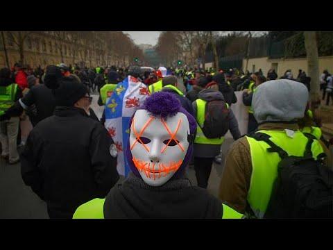 2019 em revista - Um ano de protestos contra a desigualdade e a corrupção
