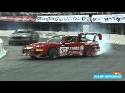 2013 WDS Tianjin Grand Prix Tandems 2013年天津大奖赛官方竞技版