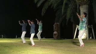 アロハ!元気爆弾全快の楽しいフラダンス 2018山口県周防大島 サタフラ サンシャインサザンセト Japan festival hula dance thumbnail
