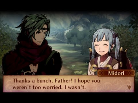 Fire Emblem Fates English - Paralogue 6: Herbal Remedy (Midori)