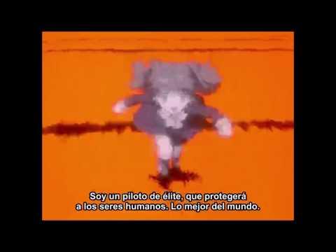 Neon Genesis Evangelion Asuka queda con Depresión [Sub Español]