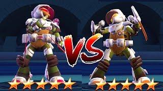 Ninja Turtles Legends PVP HD Episode - 11 - All New Characters, All Skills