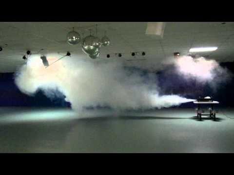 AUDIO LITE - Antari M-5 1500 Watt Fog Machine