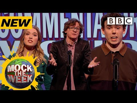 Unlikely things to hear in a religious programme | Mock The Week - BBC