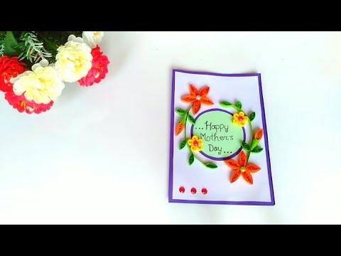 DIY Mothers Day Greeting Card Ideas Handmade