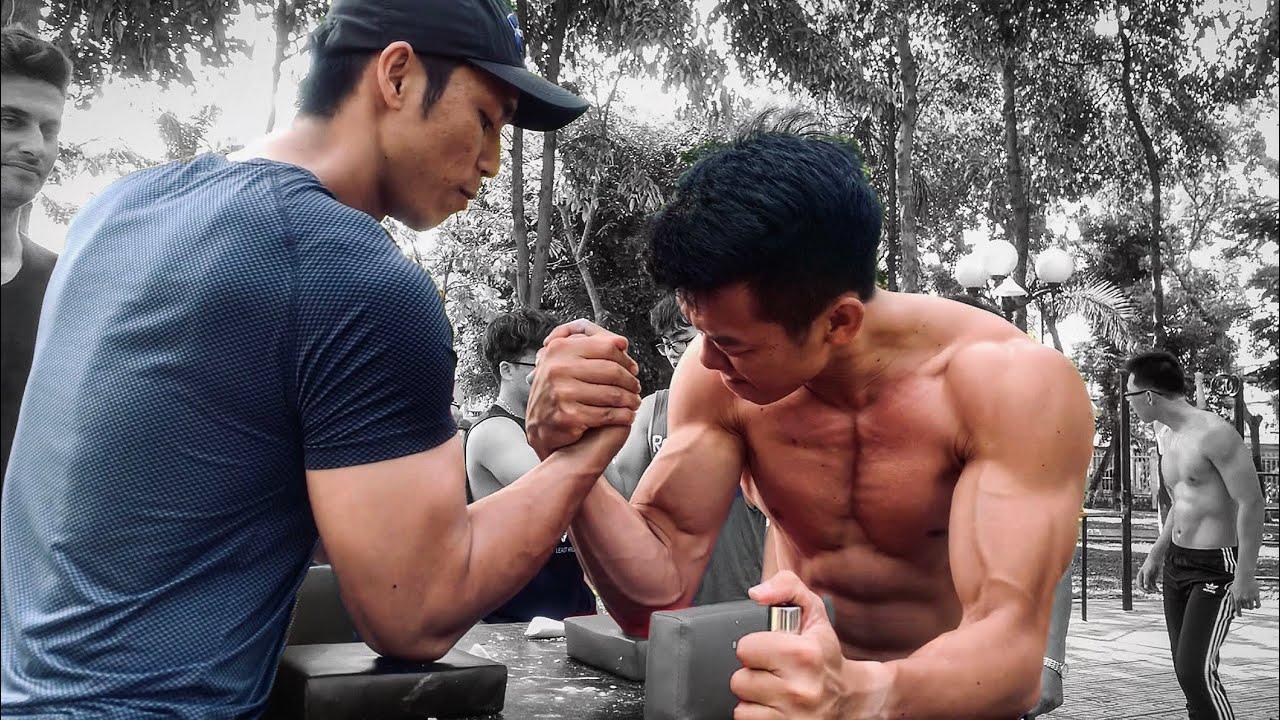 Cách Vật Tay WIN 100%! – 3 bí kíp để VẬT TAY tốt hơn cho người mới | How to be Good at Arm Wrestling