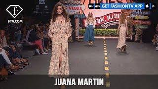 Madrid Fashion Week Spring Summer 2018 - Juana Martin | FashionTV