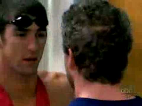 Greys Anatomy Michael Phelps For Super Marc Phelps Youtube