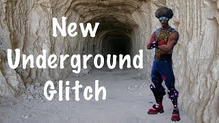 Fortnite| NEW UNDERGROUND GLITCH *FEBRUARY 2018