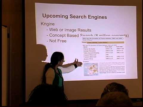 web 3.0 Class 11 Semantic Search and Semantic Social Data