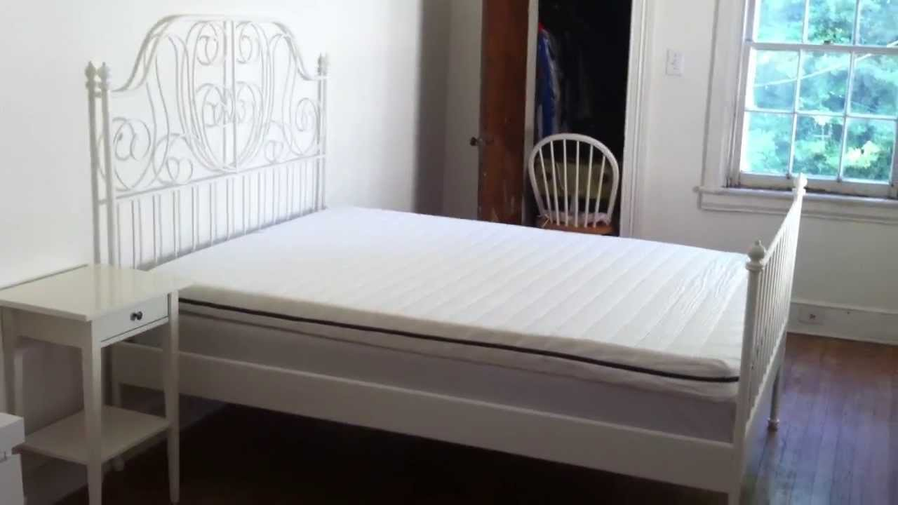 ikea bedroom furniture assembly service video in