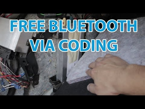 Some Early Build E60 Already Have Bluetooth Hands Free , Activate Via Coding