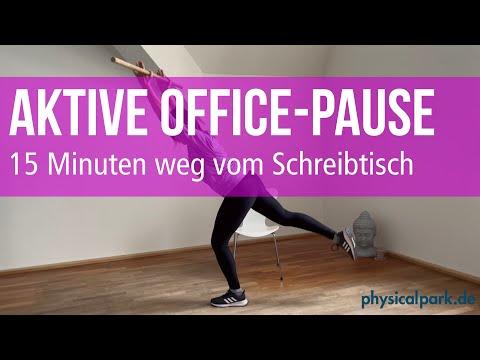 Aktive (Office-) Pause - Physicalpark Hannover