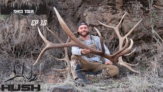 BACKPACK SHED HUNTING TRIP! | SHED TOUR EP16