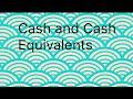 Cash and Cash Equivalents Part 2