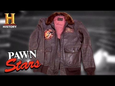 Pawn Stars: WWII Hell Hawks Bomber Jacket (Season 7) | History