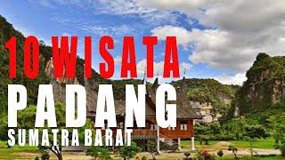 Download lagu 10 Tempat Wisata Di PADANG Paling Populer