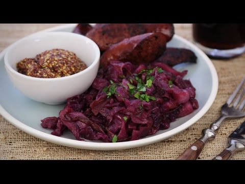 Side Dish Recipes – How to Make German Red Cabbage