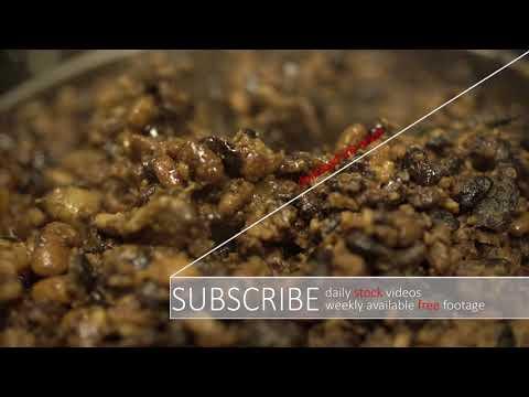 jewish meal - STOCK VIDEO / www.calmprosstock.com