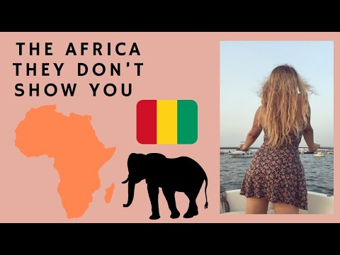 THE AFRICA THEY NEVER SHOW PT 1 by isabelle noack