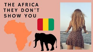 THE AFRICA THEY NEVER SHOW YOU by isabelle noack