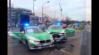 полицейские автомобили германии / police cars Germany