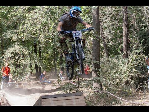 Велосипед спорт трасса Запорожье DH