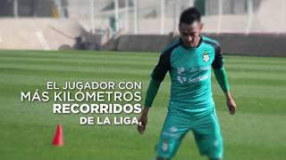 embeded bvideo Balón de Oro - Nominación José Juan Vázquez