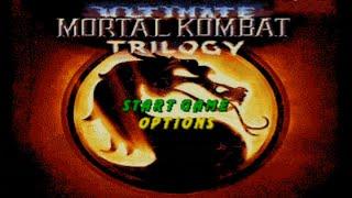Sega Mega Drive/Genesis: Ultimate Mortal Kombat Trilogy [Noob Saibot] Pit-Fatality