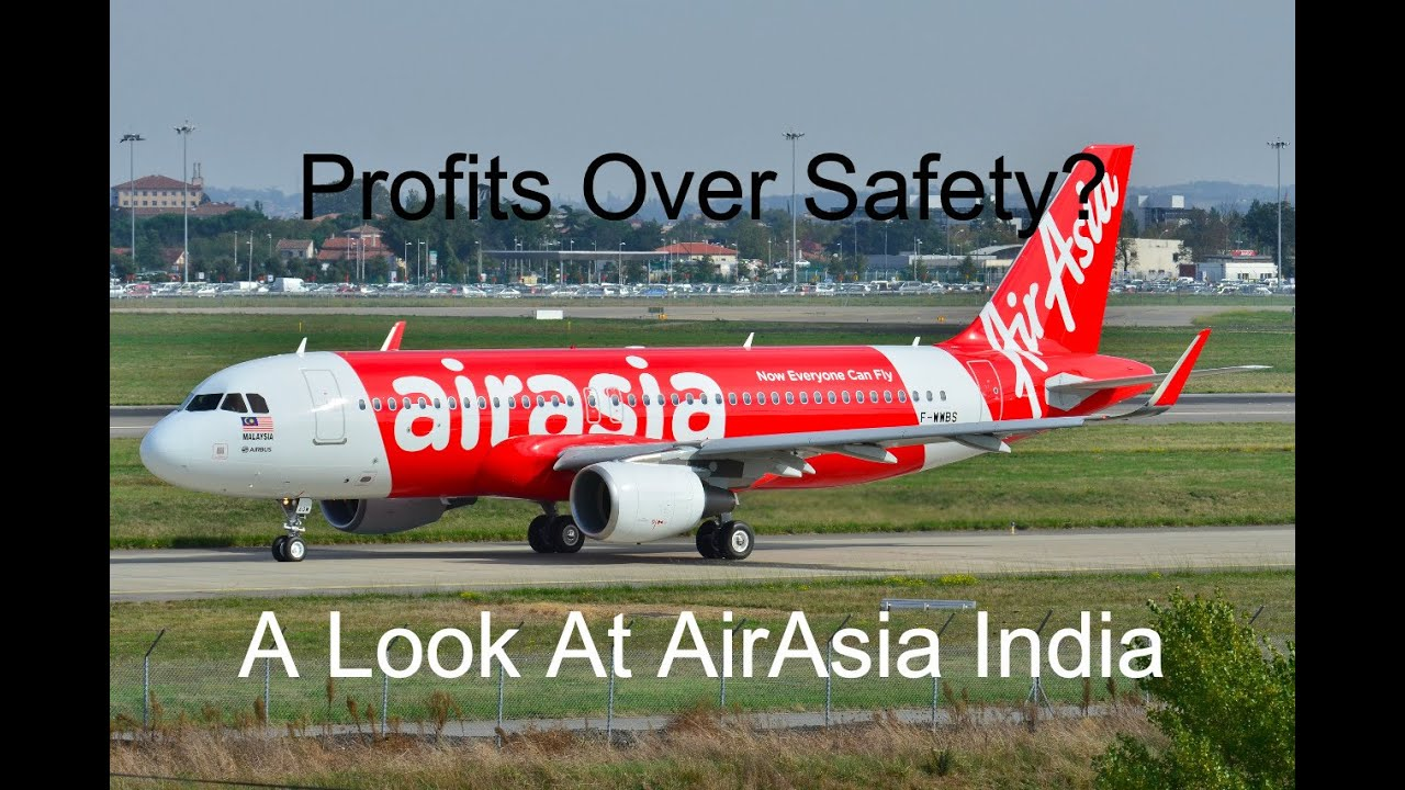 An Accident In The Making? | A Look At AirAsia India