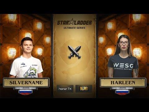 SilverName vs harleen, StarLadder Hearthstone Ultimate Series