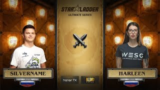 SilverName vs harleen, StarLadder Hearthstone Ultimate Series