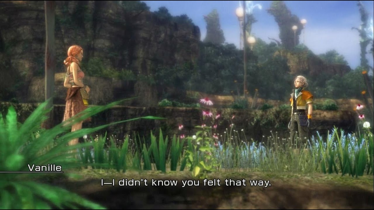 Final Fantasy Xiii Ps3 Part 21 Gran Pulse Side Mission P2 Youtube