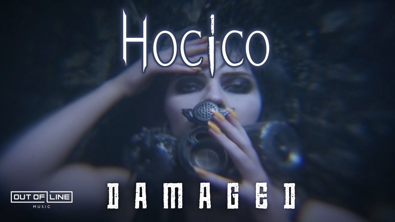 Hocico - Damaged (Official Music Video)