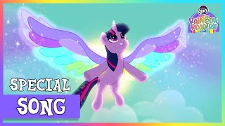 Living in Color (Rainbow Roadtrip) | MLP: Special [HD]