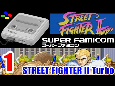 [1/4] Ryu - STREET FIGHTER II Turbo(SUPER Famicom/SNES)