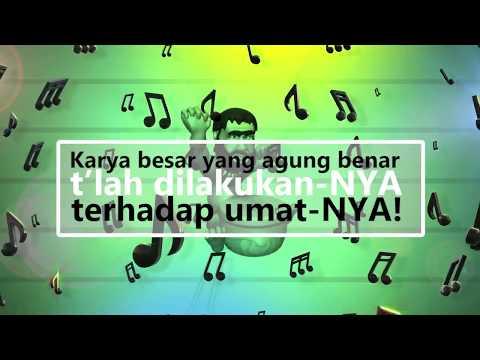 KJ 292 - Tabuh gendang [COVER+Video Lyric]