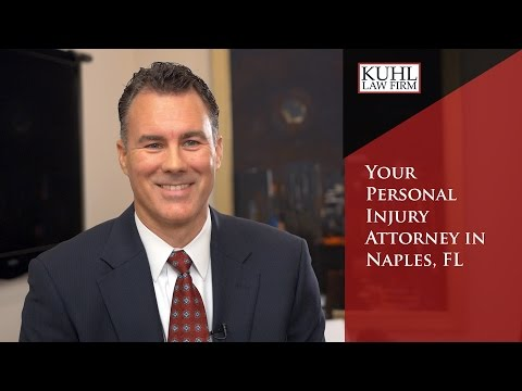 Your Personal Injury Attorney in Naples, FL