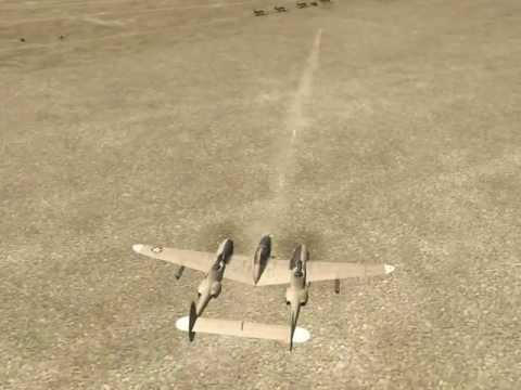 Air War over Tunisia.avi
