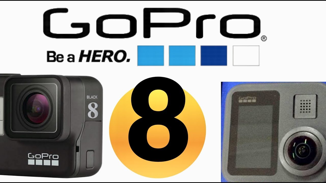 Gopro Hero 8 Leaked | Gopro Max 360 Leaked | GoPro Hero 8 Specs | Launch  Date | 99Tubes