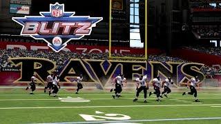 Insane NFL Blitz Battle!! - Thursday Throwback