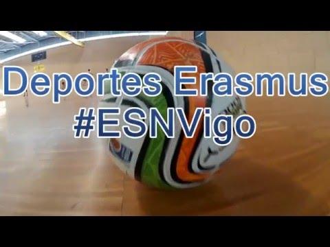 Deportes Erasmus Vigo #ESNVIGO