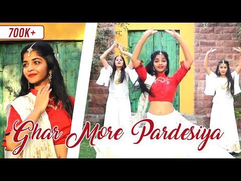 Ghar More Pardesiya - Kalank | Shreya Ghoshal | Khyati Jajoo | Varun, Alia & Madhuri | Pritam