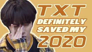 Download TXT Definitely Saved My 2020 | 투모로우바이투게더가 내 2020년을 확실히 구했다