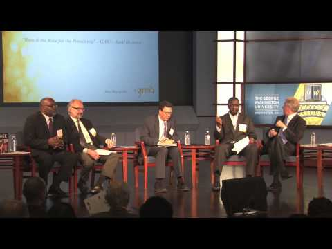 Race and the Race for the Presidency Panel 1