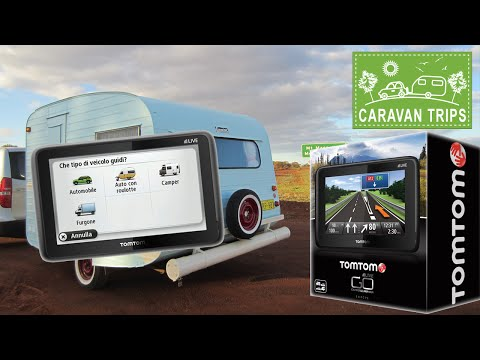 TomTom Via 135 M Europe Traffic Navigationssystem inkl from YouTube · Duration:  30 seconds